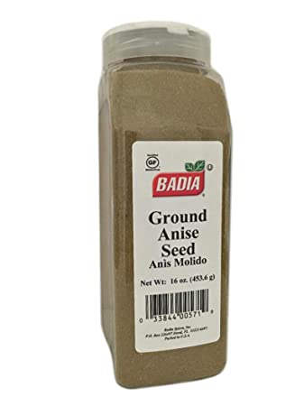Amazon.com : 2 PACK Ground Anise Seed Powder/Semillas de ...