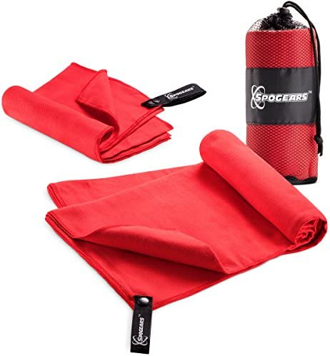 SPOGEARS Microfiber Towel Quick Camping product image