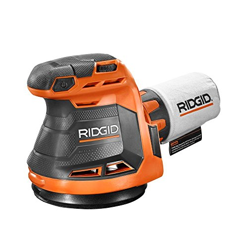 Ridgid R8606B GEN5X 18-Volt 5 in Cordless Random Orbit Sander Tool-Only Battery and Charger NOT Included