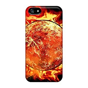 New E-Lineage Super Strong Burn Sun Tpu Case Cover For Iphone 5/5s