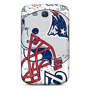 New Galaxy S3 Case Cover Casing(new England Patriots)