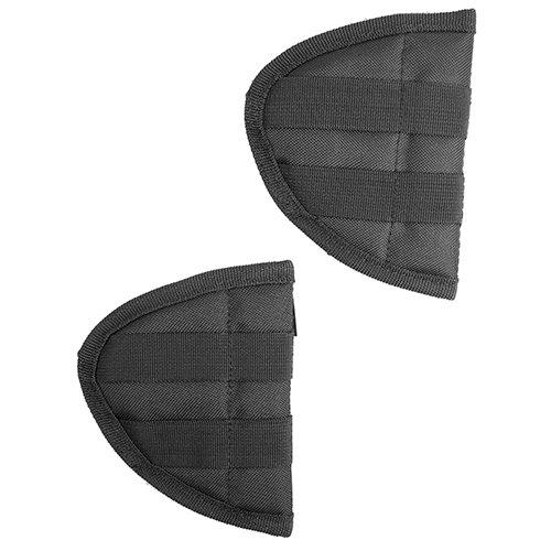 Browning 164138 Dpx Pouches, Black, Set of 2, Handgun