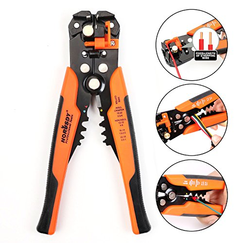 List of the Top 10 automatic wire stripping tool 28 awg you can buy in 2020