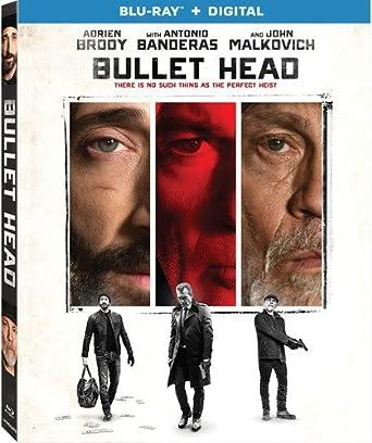 ผลการค้นหารูปภาพสำหรับ Bullet Head (2017) bluray