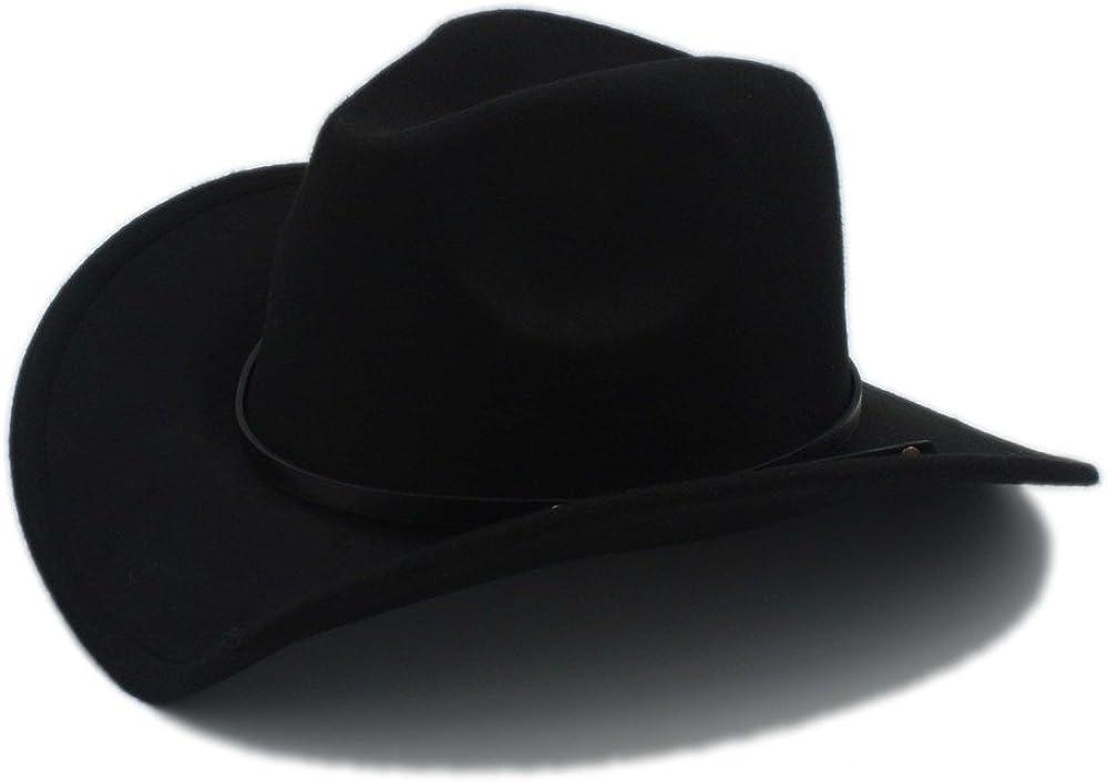 HYF Men Western Cowboy Hat...