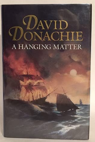 book cover of A Hanging Matter