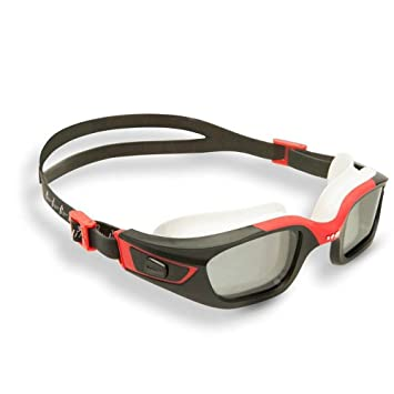 357186d3e37 Nabaiji Selfit Frame Swimming Goggles (Black Red