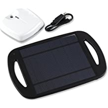 Solio Xcellerator and HUB Battery Pack, Black/White