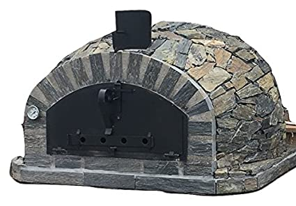 Authentic Pizza Ovens Pizzaioli Handmade Stone Wood Fired Oven