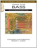 Arias for Bass, , 1458402673