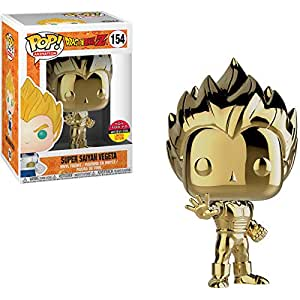 FunKo Pop! Super Saiyan Vegeta Chromed (Summer Convention 2018)