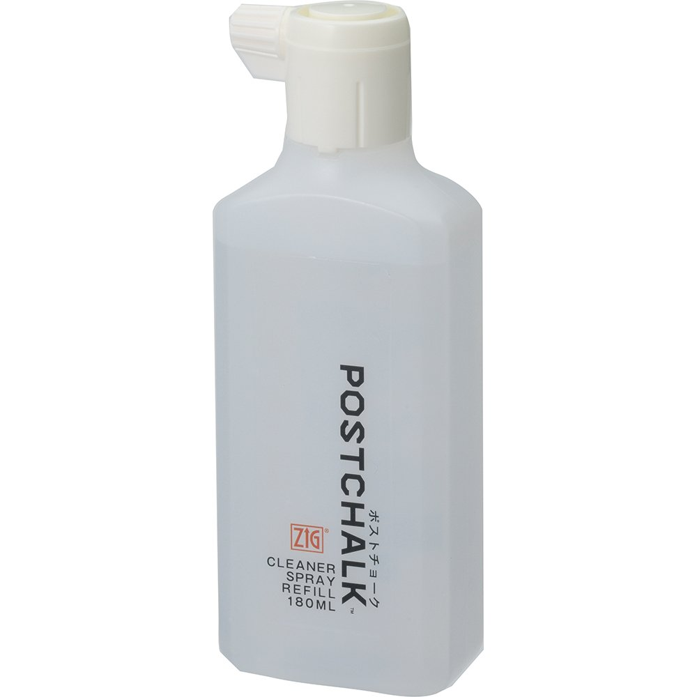 Kuretake cleaner POSTCHALK CLEANER SPRAY REFILL 180ML