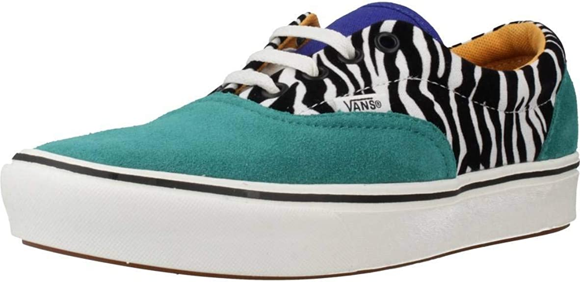 chaussure vans turquoise