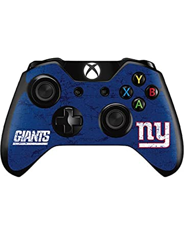 Skinit New York Giants Distressed Xbox One Controller Skin - Officially  Licensed NFL Gaming Decal - 0789e112a