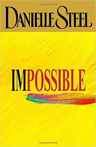 Amazon Fr Impossible Danielle Steel Livres