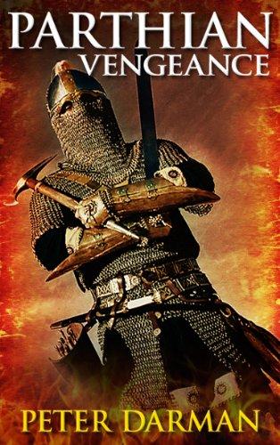 book cover of Parthian Vengeance