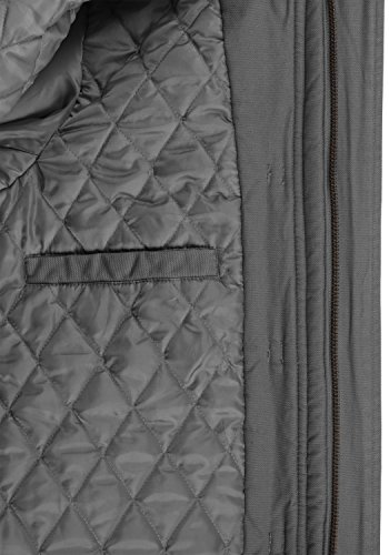 para Solid Grey Forster 2890 Dark Chaqueta Hombre 1fqvap0f