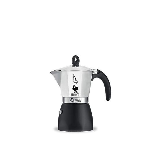 Bialetti Dama Gran Galà, cafetera de aluminio 3 tazas: Amazon.es ...