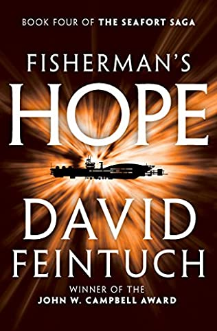 book cover of Fisherman\'s Hope
