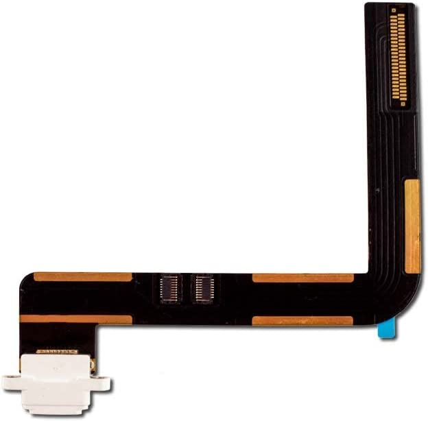 WHITE New Charger Charging Dock Port Connector Flex Cable for Apple iPad AIR 1