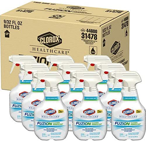 Multi-Surface Cleaner: Clorox Healthcare Fuzion