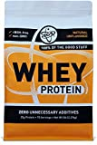 #5: TGS All Natural 100% Whey Protein Powder - Unflavored, Undenatured, Unsweetened - Low Carb, Soy Free, Gluten Free, GMO Free (5lb)