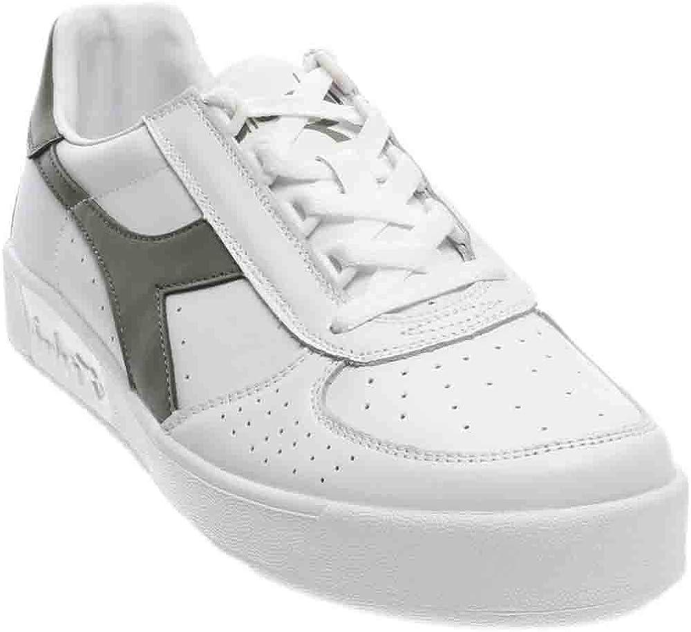 Diadora Mens B. Elite Casual Sneakers