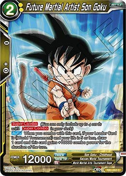 9e8a856921555 Amazon.com: Future Martial Artist Son Goku - TB2-052 - C: Toys & Games