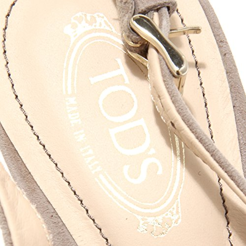 42760 sandalo TODS scarpa donna shoes women TODS Beige