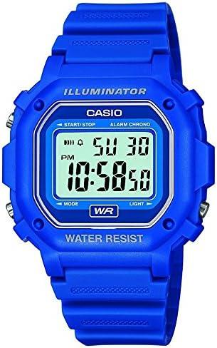 Casio F-108WH, 2AEF - Reloj Digital Iluminador para Caballeros