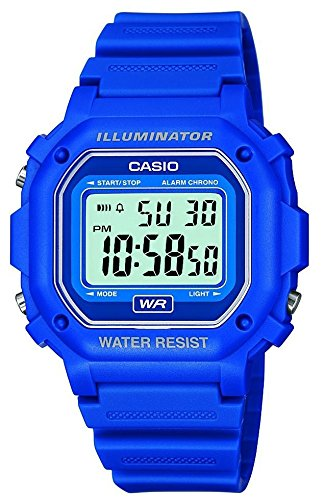 Casio - F-108WH-2AEF - Collection - Montre Mixte - Quartz Digital ... c33bf5cd7c14