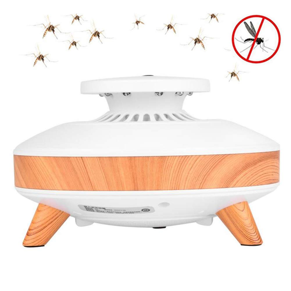 Bug Zapper Indoor Mosquito Killer Trap Lamp Electronic Insect Killer, USB Powered,Nontoxic,Non-Chemical,for Indoor Bedroom Kitchen