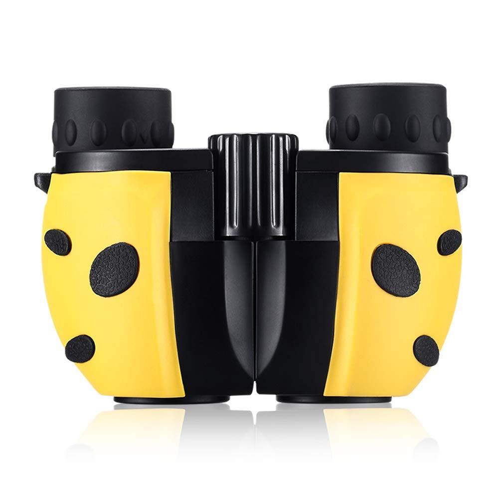 Compact Binoculars for Kids 10x22 Mini Binocular - Bak4 Roof Prism   FMC Optics - Best Gifts for Bird Watching Sightseeing by G.TZ-Binoculars
