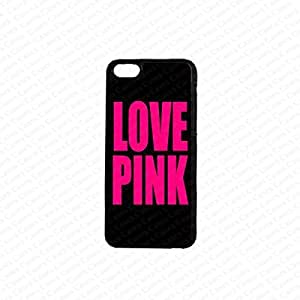 Carrying Case for iPhone 5C - Non-Retail Packaging - Black/Pink