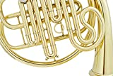 Glory GFH-41 4 Key Single of Bb Brass French Horn