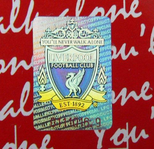 FC Liverpool - Offizielles Schreibwarenset mit Taschenrechner - 10-teilig