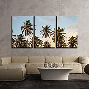 51rChuKA9AL._SS300_ Best Palm Tree Wall Art and Palm Tree Wall Decor For 2020