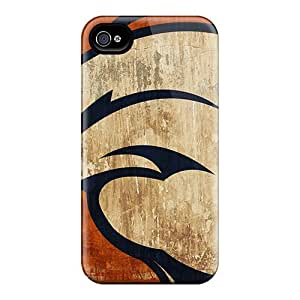 New JTOshop Super Strong Denver Broncos Tpu Case Cover For Iphone 4/4s