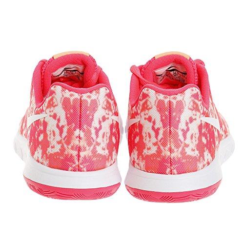 Nike Frauen Flex Experience RN 6 Laufschuh Racer Pink / Weiß / Sonnenuntergang Glow / Lava Glow
