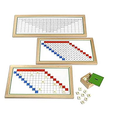 Subtraction Working Charts with Frame: Toys & Games