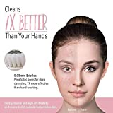 Facial Cleanser Brush, 3 in 1 Electric Rotating