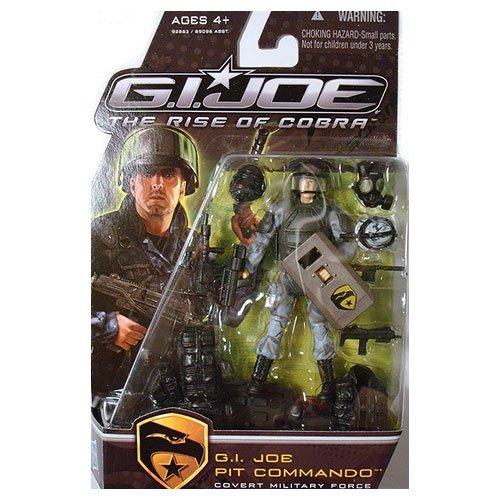 Diorama Joe Gi (G.I. Joe The Rise of Cobra 3 3/4