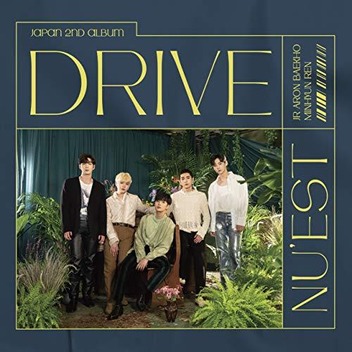 [2020년 10월 7일 발매 예정] NU'EST - DRIVE (통상반) (메가 자케포함)