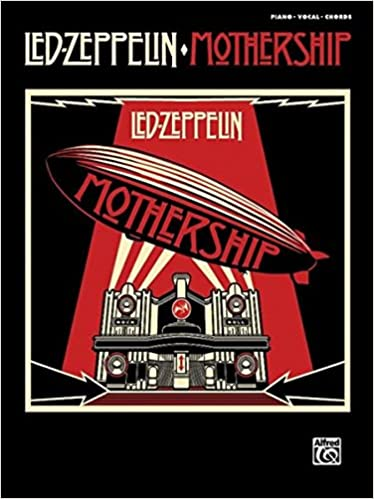 Led Zeppelin -- Mothership: Piano/Vocal/Chords: Led Zeppelin ...