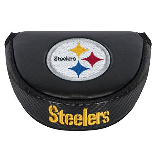 NFL Black Mallet Putter Cover ()