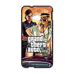 HTC One M7 Phone Case Grand Theft Auto Gs6962