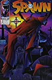 img - for Spawn, #2 (Comic Book) (Questions Pt.2, Vol. 1) book / textbook / text book