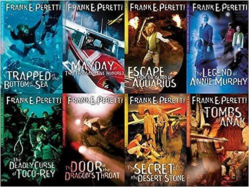 The Cooper Kids Series by Frank E. Peretti
