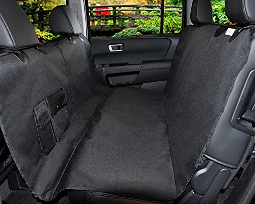 ObeDog Essentials Waterproof Hammock Car Seat Cover (56