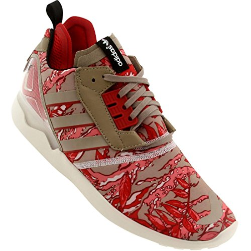 adidas Men's ZX 8000 Boost Originals Running Shoe Pink / Red / Gray for sale footlocker clearance fashionable outlet amazon S1Ymv64uXZ